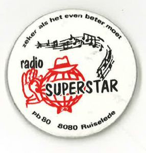 Superstar badge
